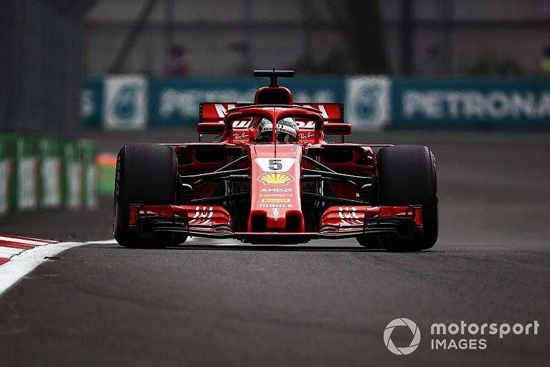 Vettel kecewa melorot ke grid keempat