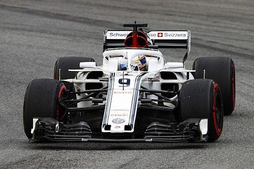 """Ericsson sente que saiu da F1 depois da temporada """"mais forte"""""""