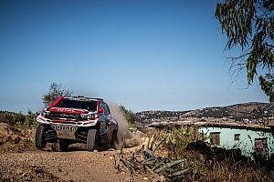 Al Attiyah se lleva su quinto Marruecos seguido; Sainz gana la última etapa