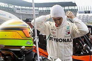 "Gutiérrez cree ""posible"" probar para Mercedes en 2019"