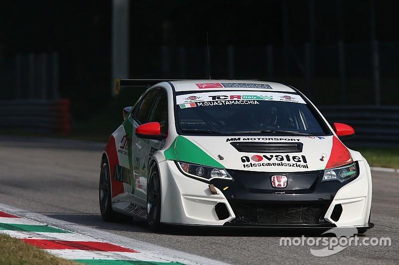Guastamacchia e Aiello sulle Honda TCR di MM Motorsport nella Coppa Italia