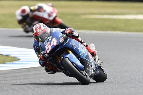Moto2 Phillip Island: Pole voor Pasini, titelkandidaten in middenmoot