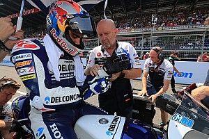 Martín, posible fractura del pie derecho y el húmero izquierdo tras una caída en Jerez