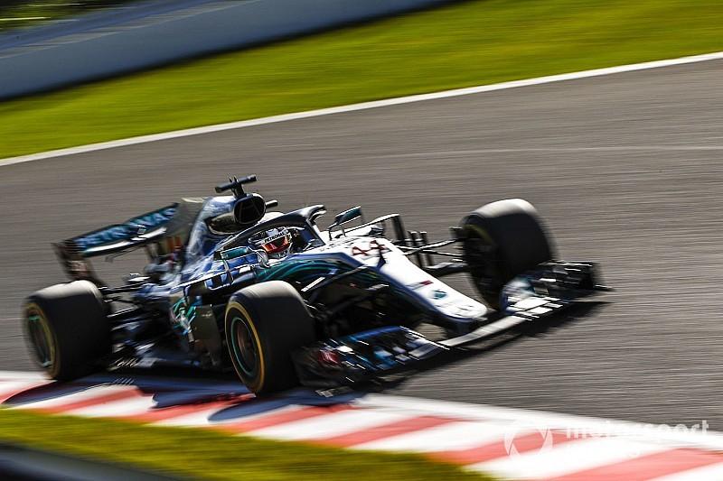 Hamilton: Mercedes heeft Ferrari verslagen in 'psychologische oorlog'