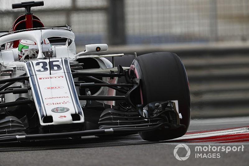 Fotogallery F1: il secondo giorno di Test Pirelli ad Abu Dhabi (in aggiornamento)