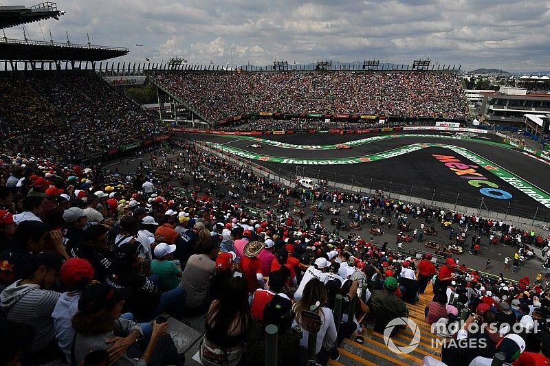 GP do México não renovará acordo para continuar recebendo F1, diz TV