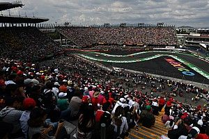 GP do México permanece no calendário da F1 até 2022