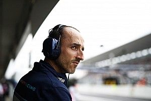 Williams announces Kubica as race driver for 2019