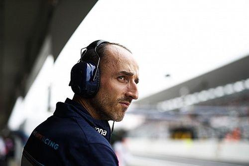 Williams ogłasza, że Kubica zostaje kierowcą wyścigowym na 2019