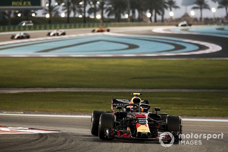 """Verstappen, """"cegado"""" por el motor Honda de Gasly"""
