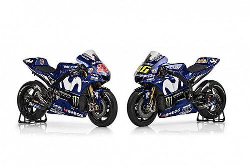 GALERÍA: la Yamaha de MotoGP para 2018
