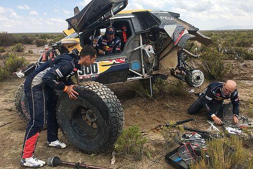 Frustrated Peterhansel explains costly Dakar accident