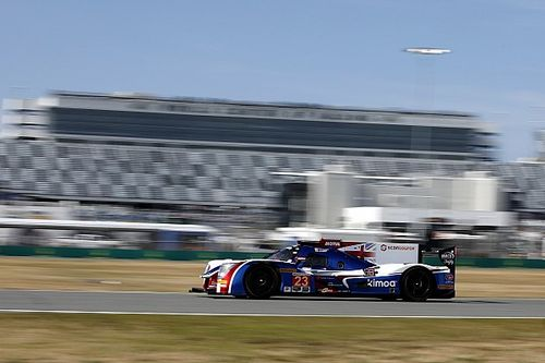 Alonso mejora medio segundo respecto a su inicio en Daytona
