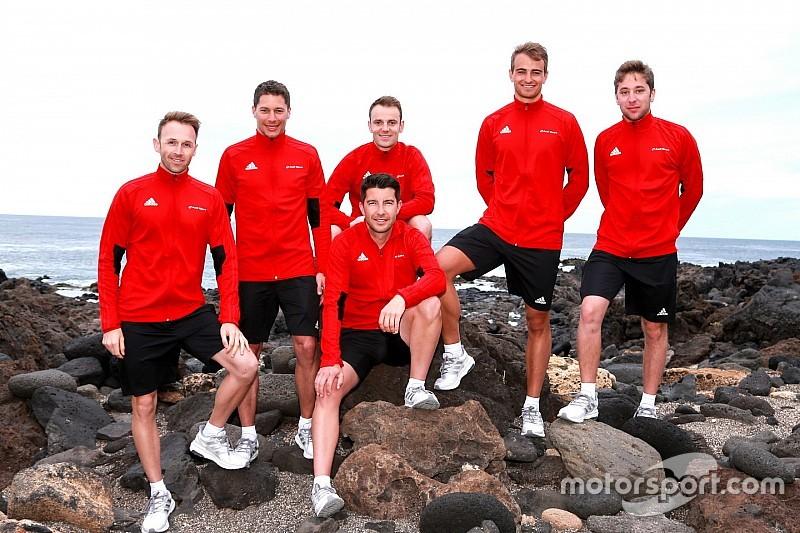 Fitnesscamp & Teamverteilung: Audi bereit für DTM-Titelverteidigung