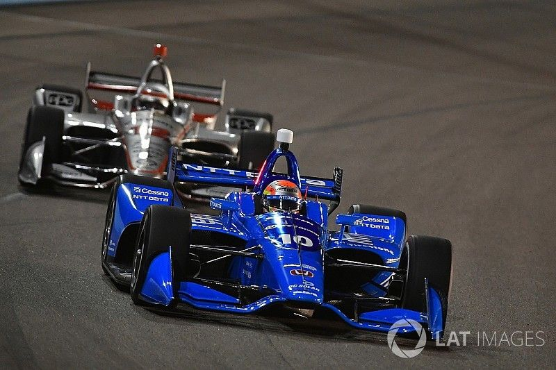 2018 IndyCar emphasizes driver talent, says VP of competition