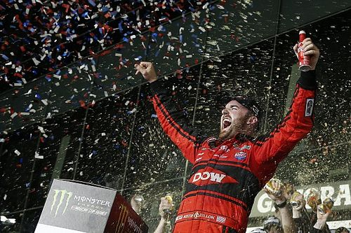 "Austin Dillon looking for ""magic"" in another Daytona 500 win"