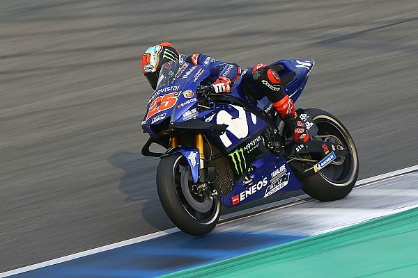 MotoGP Son dakika Vinales: Tayland testi, Yamaha'yla yaptığım en kötü testti