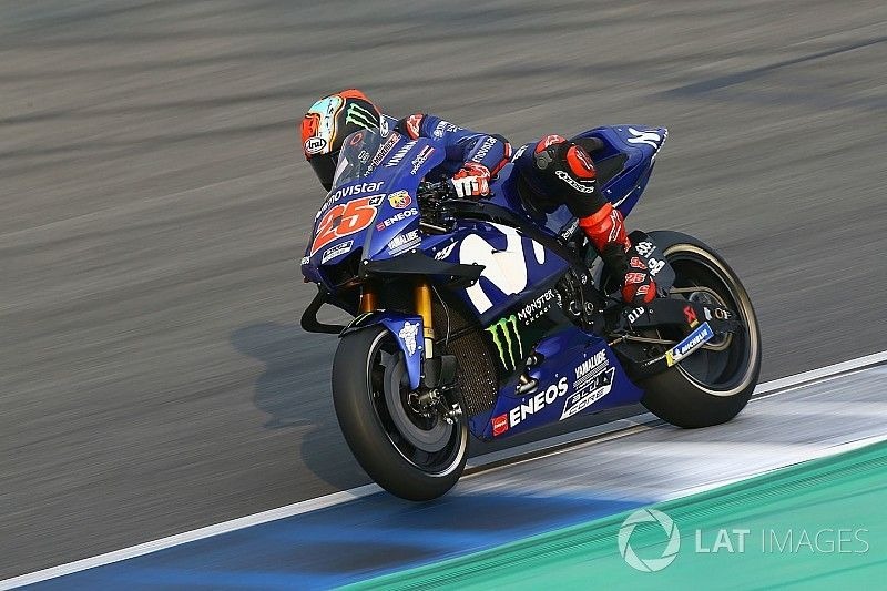 """Thailand test my """"worst"""" with Yamaha, says Vinales"""