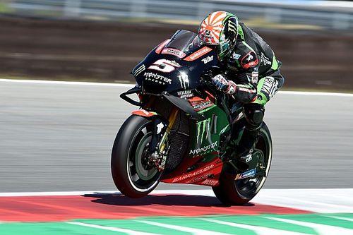 Зарко стал быстрейшим в первой тренировке Гран При Чехии