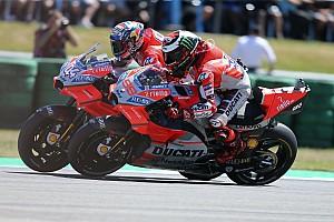 Dovizioso: Leader chez Ducati? Je l'étais déjà!
