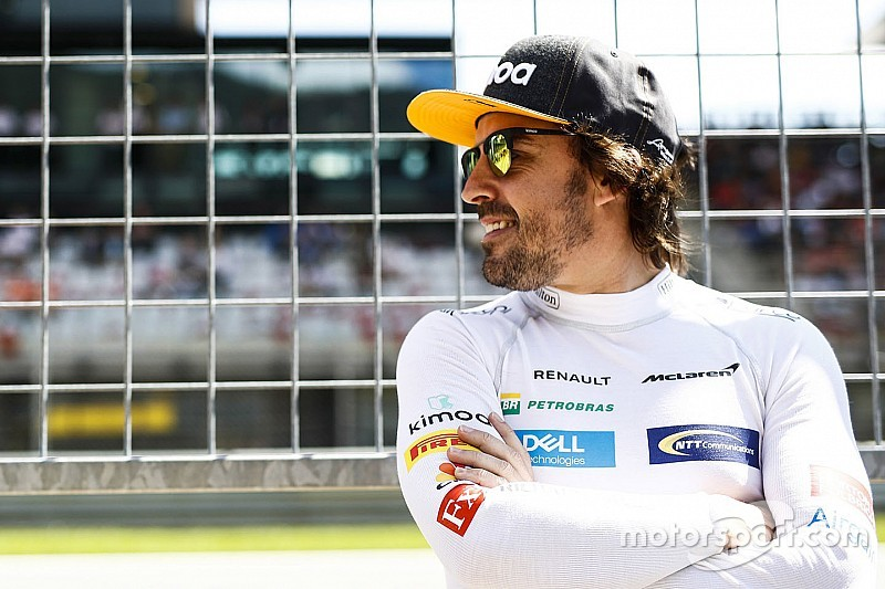 Alonso ontkent betrokkenheid bij veranderingen McLaren