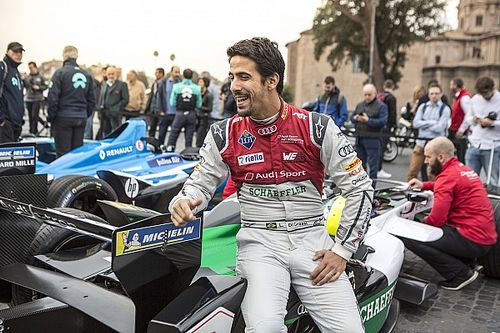 Lucas di Grassi talks about his expectations for the new Formula E season