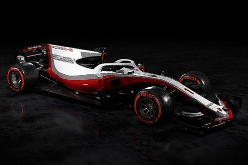 Porsche zbudowało silnik F1