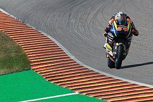 Moto2 Duitsland: Binder komt naar voren in warm-up, Bendsneyder P22