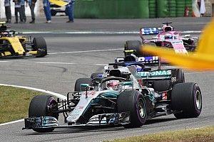 """El triunfo en Alemania haría """"imbatible"""" a Hamilton, reconoce Villeneuve"""