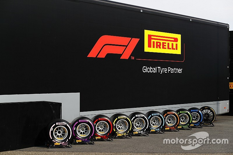 Belçika ve İtalya GP lastik tercihleri açıklandı!