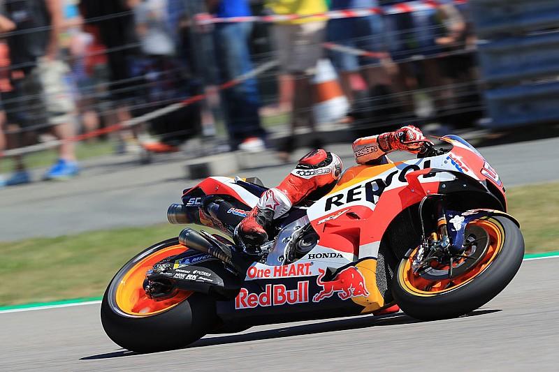 Márquez reconoce las fortalezas y debilidades de su moto en 2018