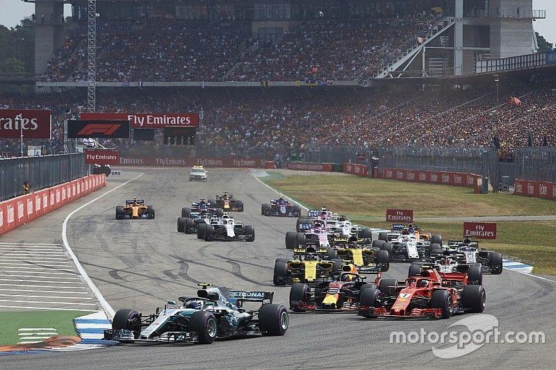 Hockenheim espera albergar el GP de Alemania 2020