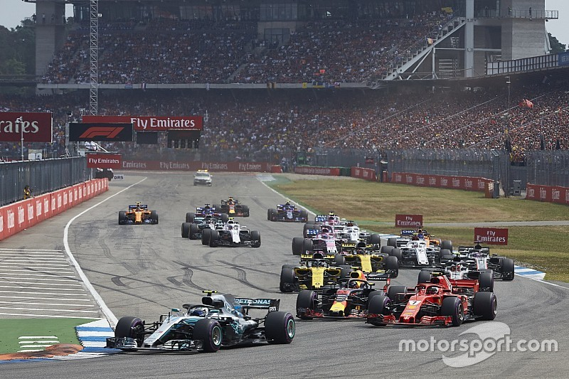 Formula 1 announces 2019 draft calendar