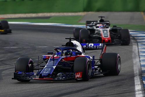 Hartley beleeft beste F1-weekend uit carrière in Duitsland