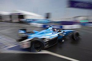 New York ePrix: Buemi on pole for finale, di Grassi shunts