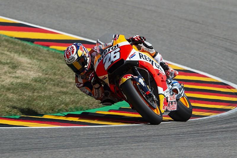 Pedrosa kan als testcoureur bij Honda blijven