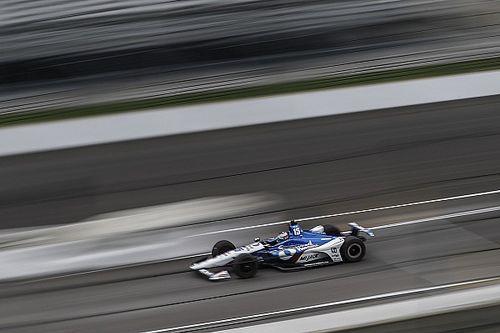 Rahal es el más rápido del día en Indianápolis; Kanaan es segundo