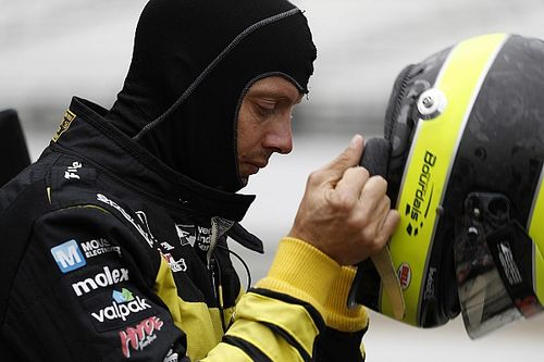 Nach heftigem Indy-Unfall 2017: Bourdais crasht wieder