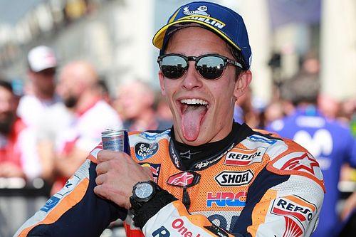 """Marquez: """"Dovi ne aveva di più, senza di lui la gara è stata diversa"""""""