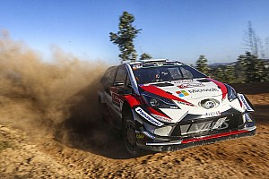 WRC Prova speciale Portogallo, PS16: grande ripartenza di Lappi. Suninen sale terzo!