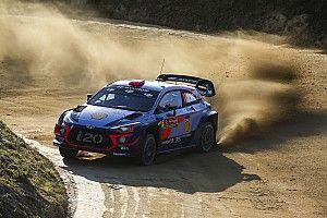 Sordo lidera y Toyota sufre en Portugal
