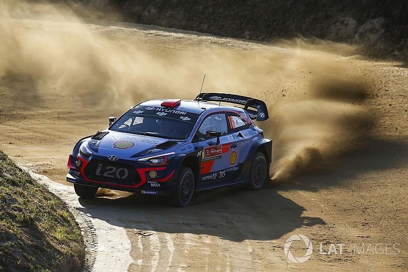 Sordo se pone primero tras el desastre de Toyota en Portugal