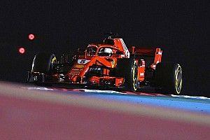 """Vettel: """"Parece que fuimos más rápidos que el resto"""""""