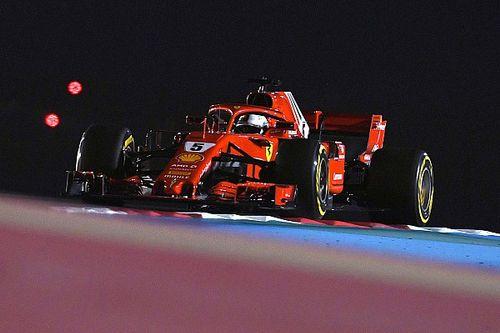 """Vettel: """"Il mio long-run è andato bene, abbiamo fatto dei progressi"""""""