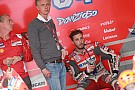 Dovizioso rechaza la primera oferta de Ducati