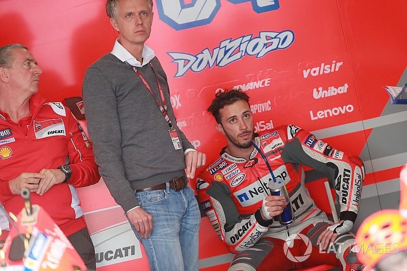 Dovizioso a refusé la première offre de Ducati