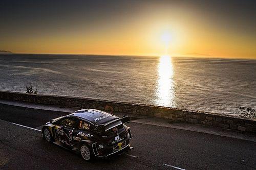 Fotogallery WRC: gli scatti più belli del Tour de Corse 2018