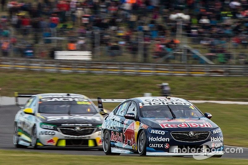 Triple Eight confirms two-car plan for 2019