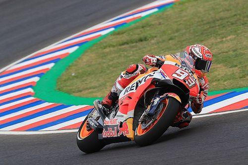 """Termas, Libere 2: Marquez in palla nel disastro Ducati, le Yamaha a 1"""""""