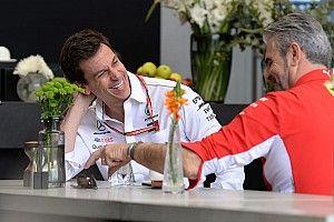 """Wolff: """"Ferrari grande favorita, ma non dateci per spacciati!"""""""